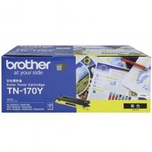 兄弟(brother)TN-170Y 黄色墨粉盒 (适用机型MFC-9450CDN 9840CDW 9440CN DCP-9040CN 9440CN 9042CDN HL-4050CDN 4040CN DCP-9042CDN)