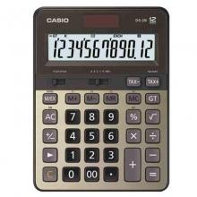 卡西欧(CASIO)DS-2B 计算器/快打机/快速翻打计算器 12位