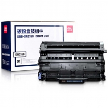 得力(deli)DBB-DR2150 黑色硒鼓/碳粉盒鼓组件(兄弟Brother 2140/2150N/7030 MFC7340/7450 联想2200/M7250)