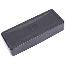 得力(deli)7834 白板擦 125*50*26mm(带磁性)