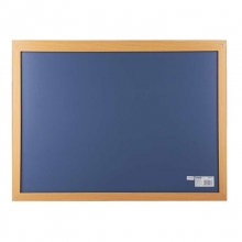 得力(deli)8761 软木留言板/软木板/照片墙/图钉板 30*40cm