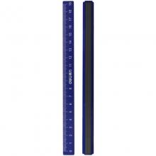 得力(deli) 7850 白板强力磁条/带刻度白板尺 19cm 颜色随机 2根/包