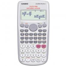 卡西欧(CASIO)FX-82ES PLUS A 函数科学计算器 英文版 白色