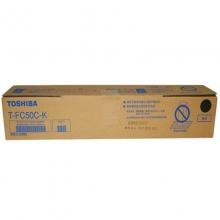 东芝(TOSHIBA)T-FC50C-K 黑色高容碳粉 570g(适用e-STUDIO 2555 3055 3555 5055)
