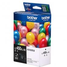 兄弟(brother)LC450XL BK 黑色墨盒(适用于MFC-J6710DW J5910DW J6910DW )