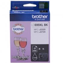 兄弟(brother)LC699XL BK 黑色墨盒(适用于兄弟MFC-J2720 MFC-J2320)