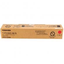 东芝(TOSHIBA)T-FC30C-M-S 红色低容碳粉 70g(适用e-STUDIO 2051c 2551c 2050c 2550c)