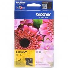 兄弟(brother)LC975Y 黄色墨盒 (适用MFC-J220 J265W J410)