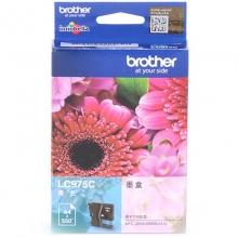 兄弟(brother)LC975C 青色墨盒 (适用MFC-J220 J265W J410 )