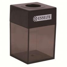 易达(Esselte)96010P 回形针盒/曲别针筒 方形