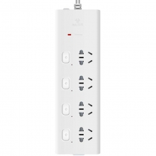 公牛(BULL)GN-H2043 新国标电源插座/插线板/接线板 4位单控 3米