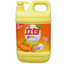 立白(liby)新金桔洗洁精/洗涤灵 1.29kg/瓶 金桔精华 强效去油