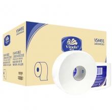维达(Vinda)VS4491 大盘纸850公用卫生纸厕纸公用卷筒纸 3层*805克*12卷/箱