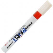 斑马(ZEBRA)MOP-200M PAINT 油漆笔/补漆笔/记号笔/签名签到笔(红色)