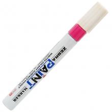 斑马(ZEBRA)MOP-200M PAINT 油漆笔/补漆笔/记号笔/签名签到笔(粉色)