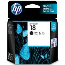 惠普(HP)C4936A 18号 黑色墨盒(适用 OfficejetL7380 L7580 L7590 ProK5300 K5400dn K8600)