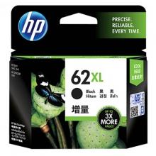 惠普(HP)C2P05AA 高容量黑色墨盒 62XL(适用于 Officejet200 258 5540 5542 5640 5740)