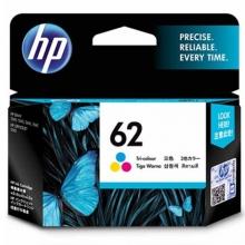 惠普(HP)C2P06AA 彩色墨盒 62号(适用于 Officejet200 258 5540 5542 5640 5740)