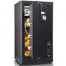 得力(deli) 4089 APP云智能电子密码保管箱WIFI办公保险柜 高82cm 深灰色