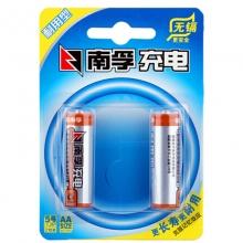 南孚(NANFU)5号镍氢耐用型1600mAh充电电池 2粒装 AA