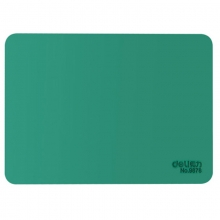 得力(deli)9878 印章垫 财务专用盖章垫/方形盖章垫 18*13*4mm 军绿色