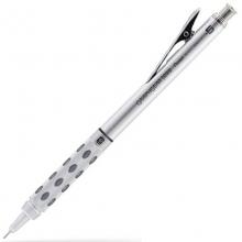 派通(Pentel)PG1015 Graph Gear1000金属笔杆活动铅笔/滚花握柄绘图自动铅笔 0.5mm 混色